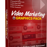 Video Marketing Graphics Pack